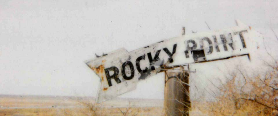Rocky Point Haunted Restaurant